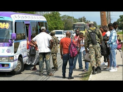 Day 2 In St. Catherine State Of Emergency 123 detained Jamaica News