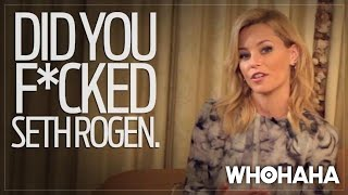Video Really Important Questions with Elizabeth Banks: Did You F*cked Seth Rogen download MP3, 3GP, MP4, WEBM, AVI, FLV Agustus 2018