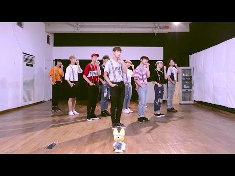 세븐틴 (SEVENTEEN) - 아주 NICE (VERY NICE) 안무 거울모드 (Dance Practice Mirrored)
