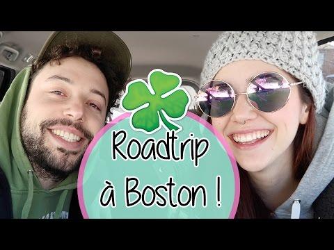 INFILTRER UN FRAT PARTY À BOSTON – #roadtripCamFred