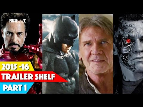 2015 -16 Latest Upcoming Movies | Interactive Trailer Shelf HD (Part 1)