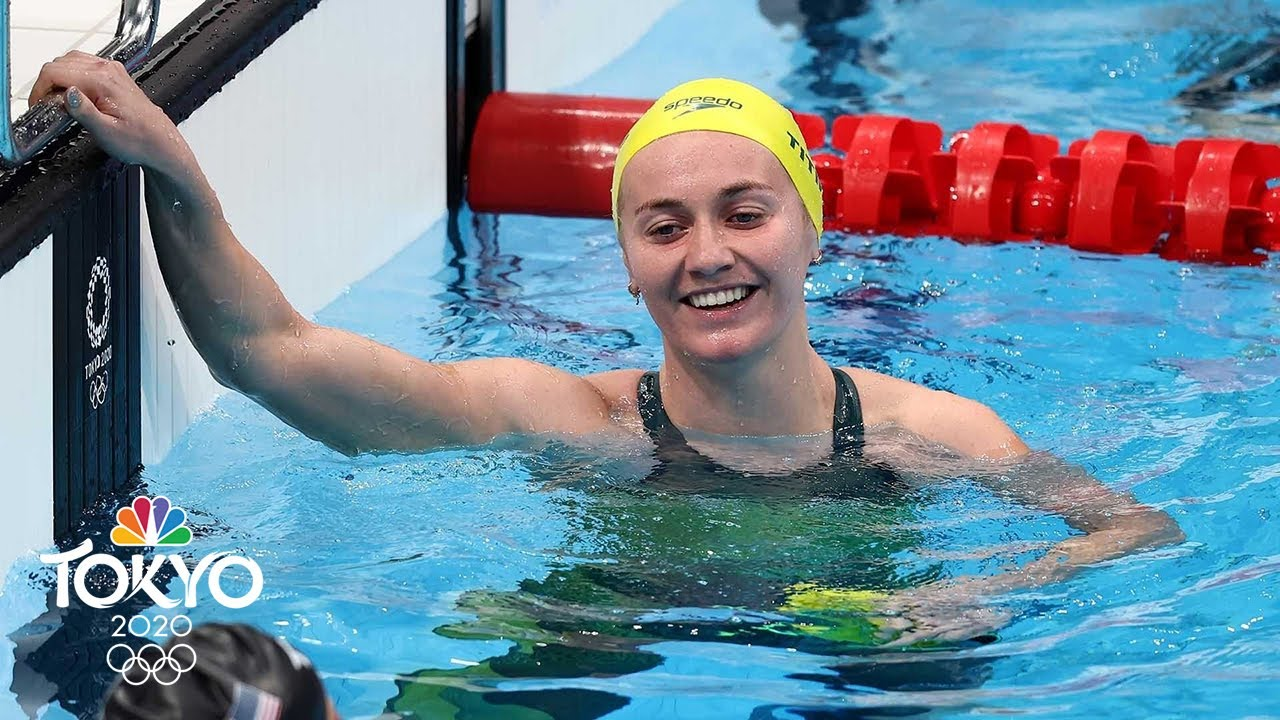 Ledecky Wins Gold in 1500 as US Swimmers Earn 4 More Medals