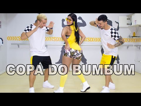 COPA DO BUMBUM - MC WM & Léo Santana - Cia Nina Maya