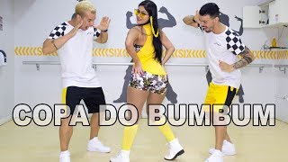 Baixar COPA DO BUMBUM - MC WM & Léo Santana - Cia Nina Maya