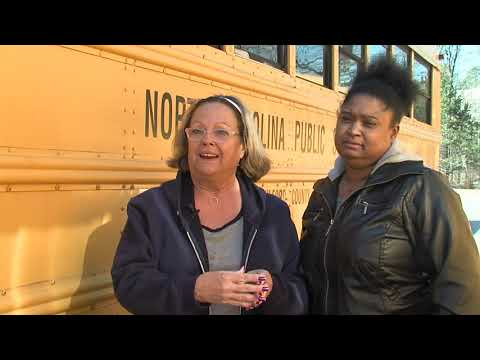 Flu causing school bus driver shortage in Guilford County
