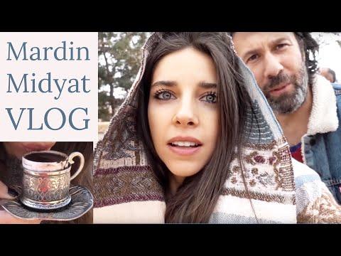 TARİH VE KAHVE KOKULU   Mardin - Midyat - Mezopotamya Vlog   Türkiye'nin en güzel şehirlerinden