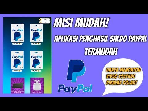 600 RIBU CUYY LANGSUNG KE PAYPAL | aplikasi tercepat panghasil uang 2020.
