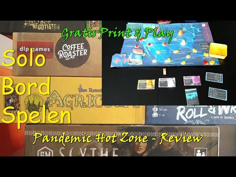 Pandemic: Hot Zone - North America gratis solo spelen: Review