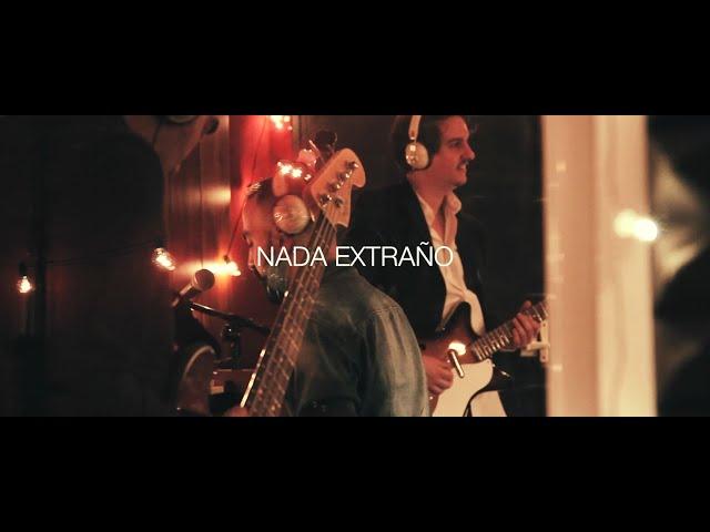 ZABRISKIE - NADA EXTRAÑO. Directo en Estudios Tripolares