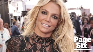 Why Britney Spears suddenly deleted her Instagram   Page Six Celebrity News