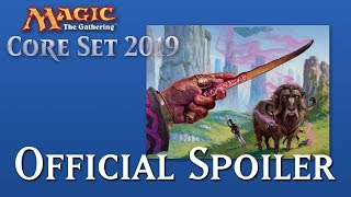 Official M19 Preview Card - Transmogrifying Wand