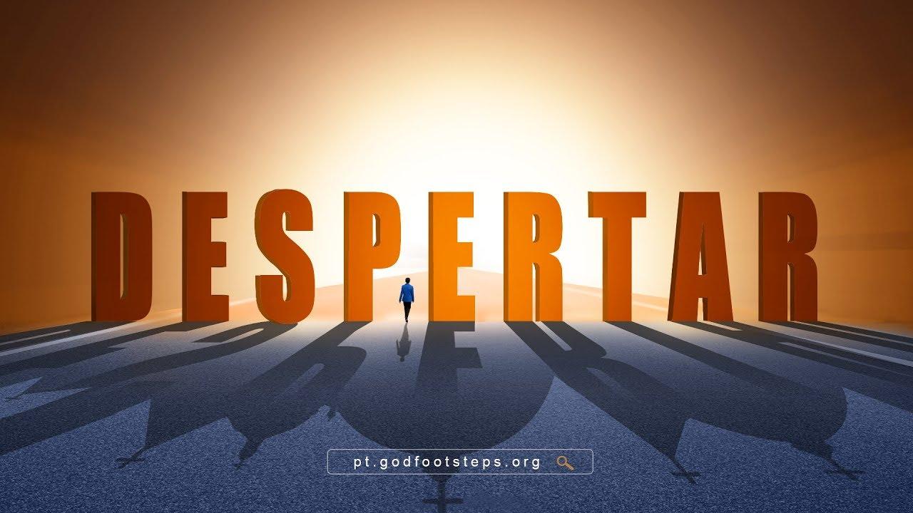 """Filme gospel fato real """"Despertar"""" O testemunho da mente desperta de um pregador (Trailer)"""