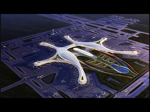 New Islamabad airport (final touches)