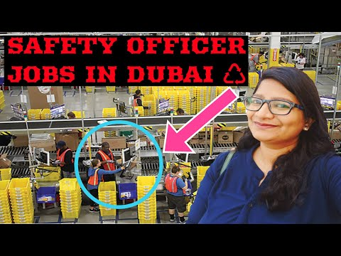 Safety Officer Job Requirements And Vacancies In 2020 Dubai 🇦🇪