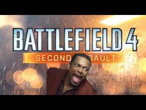 Chris Tucker Plays Battlefield 4 Second Assault