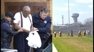 Bill Cosby Reacts To Prison Bid After 1 Year Locked Up
