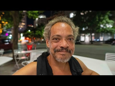 Austin Homeless Man Shares Powerful Prophecy And On Criminalizing Homelessness