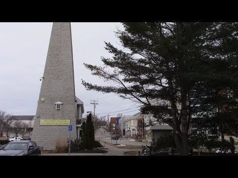 Visit and Shop Freeport Maine December 2018