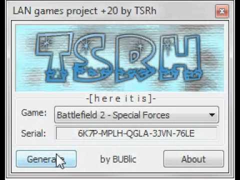 Battlefield 2 CD-Keys, Serials for FREE! (Online for 1.0 ...