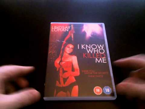 DVD Review - I Know Who Killed Me