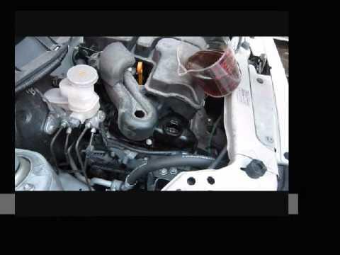 SOD-1 エンジン内還元洗浄テスト スラッジたっぷりのエンジン