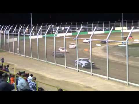 Walsh Racing Team-Pure Stock Feature Race 4/22/16 @ Outlaw Motor Speedway
