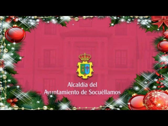 Mensaje Navidad, Elena García, alcaldesa de Socuéllamos