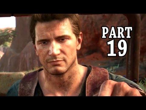 Uncharted 4 Gameplay German PS4 #19 - Shoreline - Let's Play Uncharted 4 Deutsch