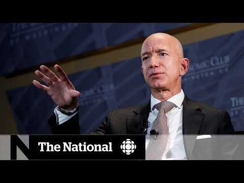 National Enquirer denies it blackmailed Jeff Bezos