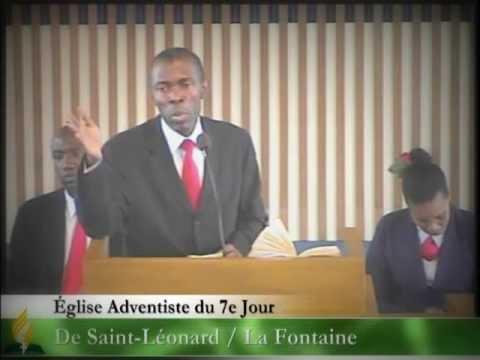 Pierre Michel Joseph - Une recommandation solennelle (2 février 2013)
