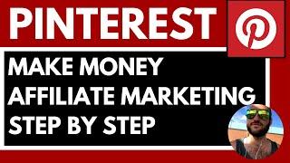 Pinterest Make Money With Affiliate Marketing Tutorial (2020)