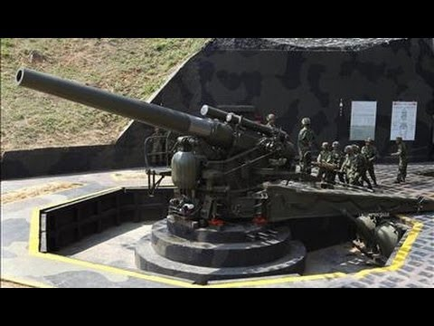 Thumbnail: Kinmen Military 240mm Howitzer Cannon Firing