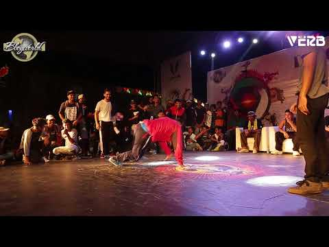 Bboy Shawn vs Bboy jin | Bboy world Championship | 2017 | India Qualifier