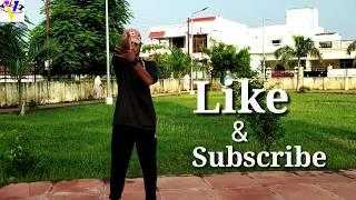 Ankhiyo Se Goli Mare| Hip Hop Dance Choreography| Vivek Facetan Style