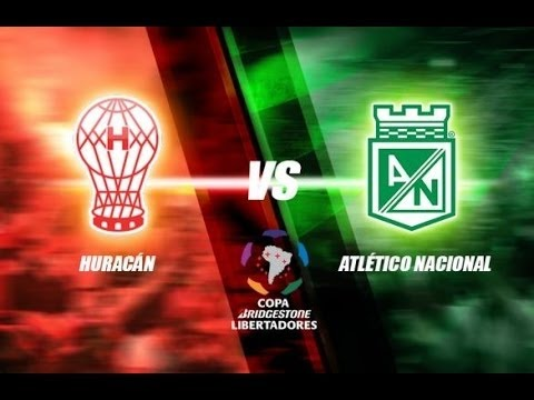 Huracán 0 x 0 Atlético Nacional (COL) - 26/04/2016