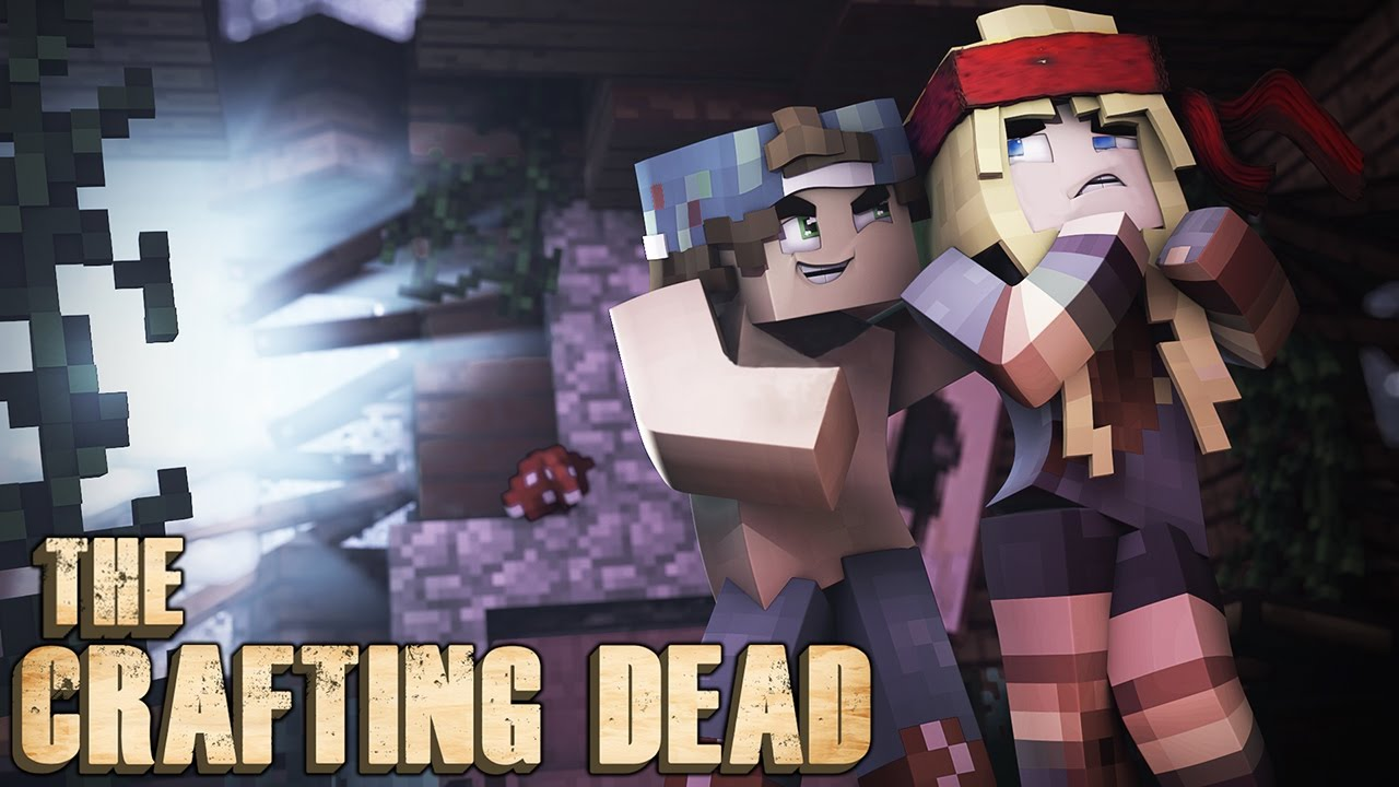 What is joey doing crafting dead ep 10 youtube for The crafting dead ep 1