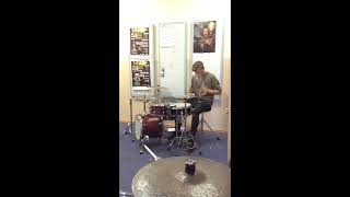 Hiatus Kaiyote - By fire (drum cover)