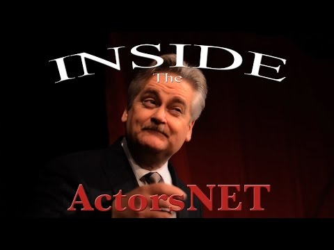 One Man Onstage - Underneath The Lintel + Barrymore | Inside The ActorsNET