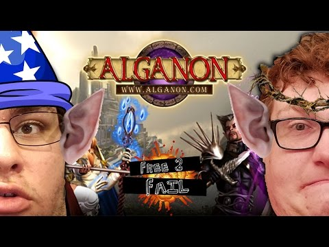 Free 2 Fail: Alganon – Moonwalking Baby Killers
