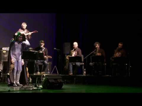U.F.O. Shado - New Project Funk Orchestra & Marco Pierobon