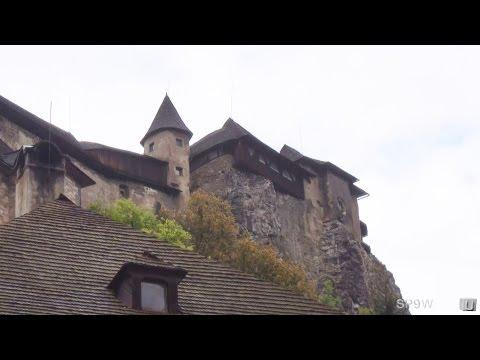 Orava Castle, Oravsky Podzamok, Slovakia / Oravský hrad, Oravský Podzámok, Slovensko / Zamek Orawski