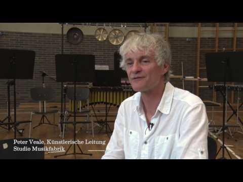 Studio Musikfabrik and CAI in Darmstadt