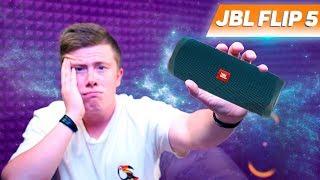 Смотреть видео JBL Flip 5 - Очень ПЛОХИЕ новости! Когда выйдет в РОССИИ? онлайн