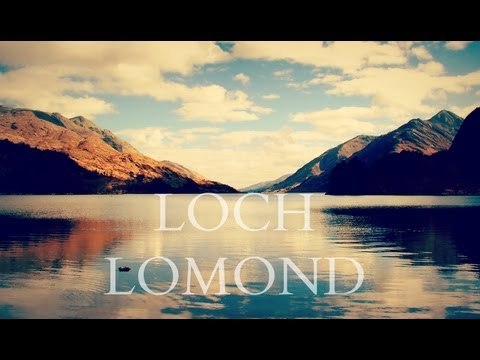 ♫ Scottish Music - Loch Lomond ♫