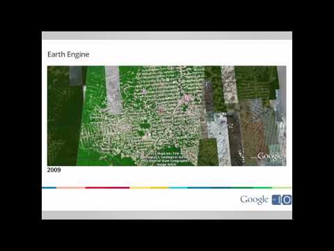 Google I/O 2011: GIS with Google Earth and Google Maps