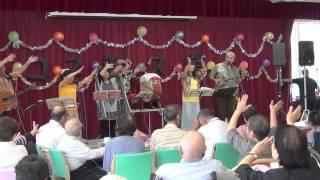 2013.8.31に介護老人保健施設ナーシングホームコスモスで行われた「コス...