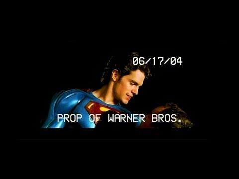 "Henry Cavill's ""Superman: Flyby"" Screen Test - Speeding Bulletin (December 6-12, 2013)"