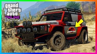 20 Things You NEED To Know Before You Buy The Annis Hellion Off-Road 4x4 In GTA 5 Online!