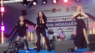День молодежи в парке Сокольники 01.07.2017 группа Стрелки