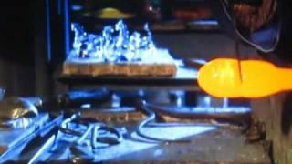 Matthieu raikem souffleur de verre yourepeat - Fabrication de boule de noel ...